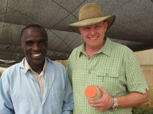 Real IPM UK shareholder Andrew Burgess discovers Real IPM products being used in flower and fresh produce production in Kenya.
