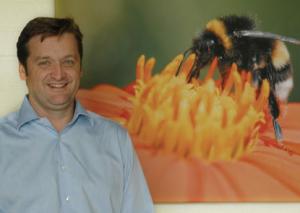 Jean-Marc Vandoorne, CEO Biobest
